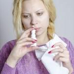 鼻水が口から出ると口臭の原因になります!!