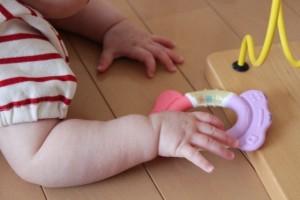 赤ちゃん歯固め