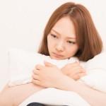 生理痛はあるのに血が出ない原因とは?これって大丈夫なの?