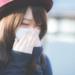 生理前の喉の痛み!これって生理前の症状?それとも風邪?