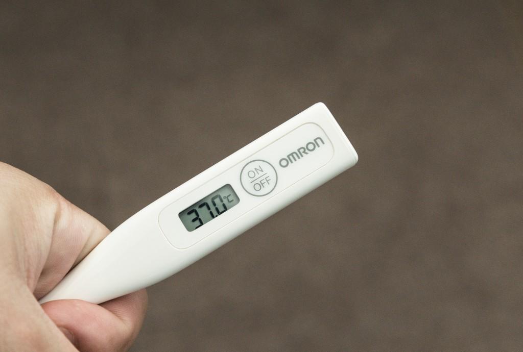 生理前 高温期 微熱